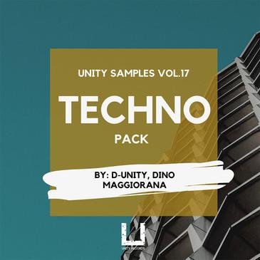 Unity Samples Vol 17 by D-Unity, Dino Maggiorana