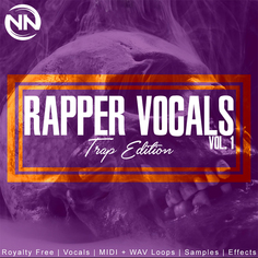 Rapper Vocals