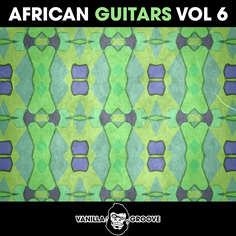 African Guitars Vol 6