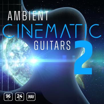 Ambient Cinematic Guitars 2