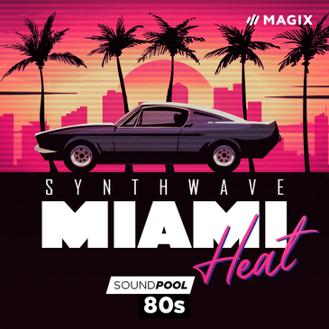 Synthwave - Miami Heat
