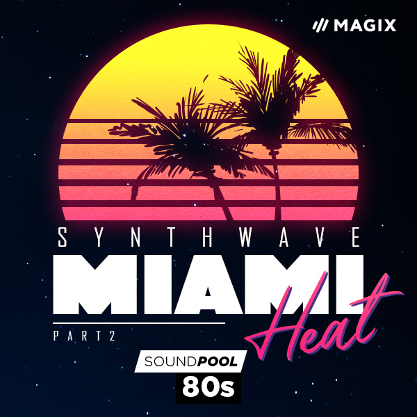 Synthwave: Miami Heat Part 2