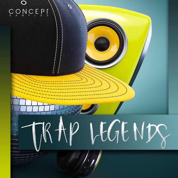 Concept Samples: Trap Legends