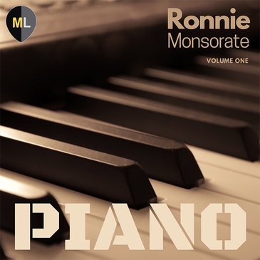 Ronnie Monsorate Piano Vol 1