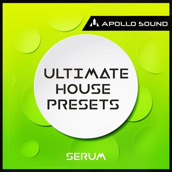 Ultimate House Presets: Serum