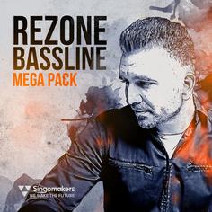 Rezone Bassline Mega Pack