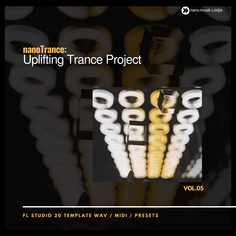 nanoTRANCE: Uplifting Trance Project Vol 5