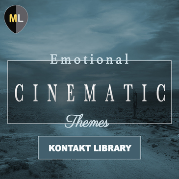 Cinematic Emotional Themes KONTAKT LIbrary