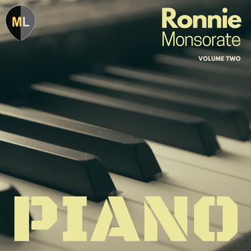 Ronnie Monsorate Piano Vol 2