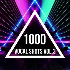 1000 Vocal Shots Vol 3
