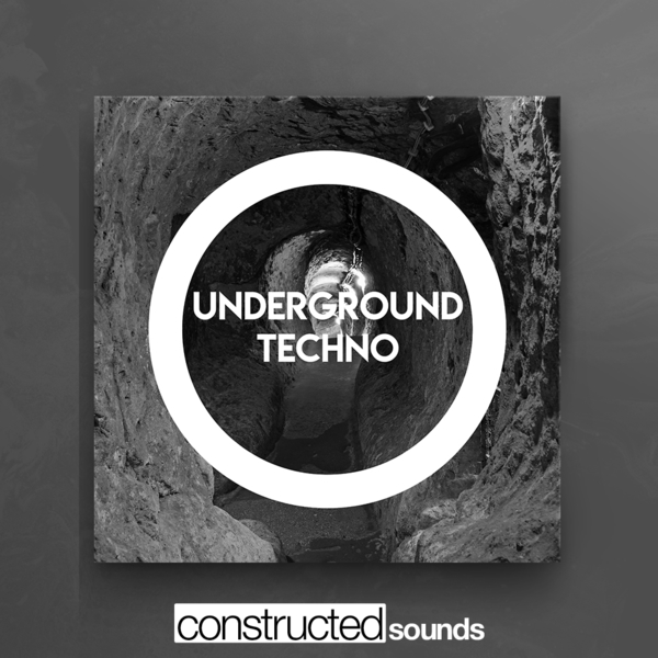 Constructed Sounds - Underground Techno