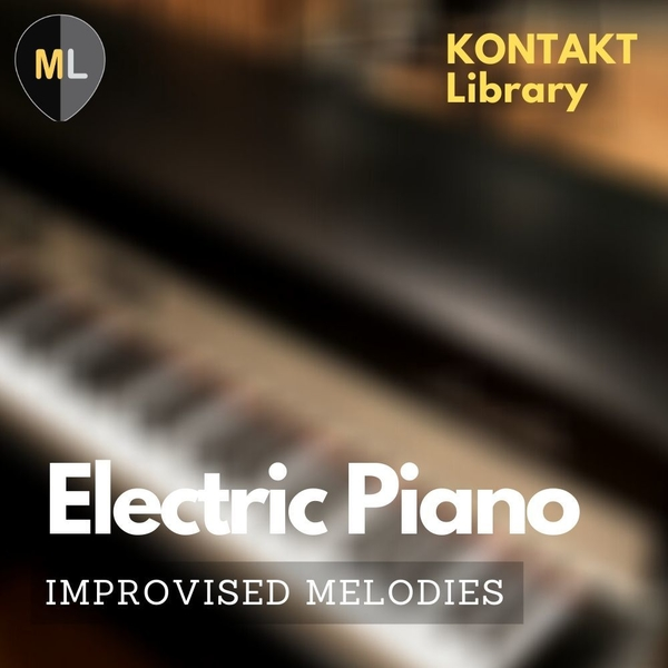 Electric Piano Improvised Melodies Kontakt Library