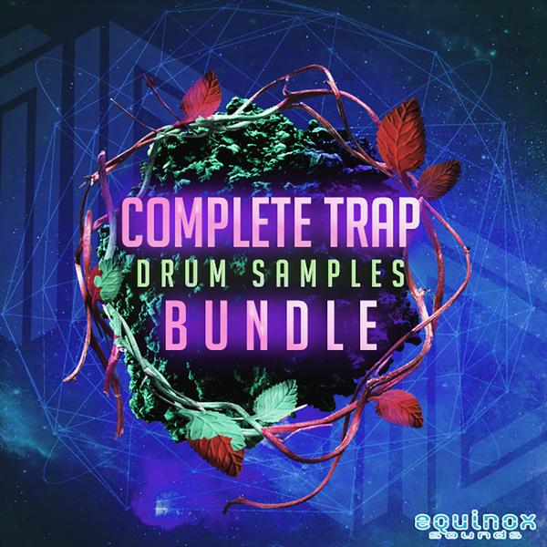 Complete Trap Drum Samples Bundle