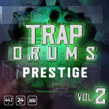 Trap Drums: Prestige Vol. 2