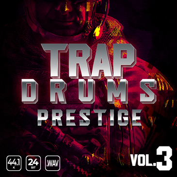 Trap Drums: Prestige Vol. 3