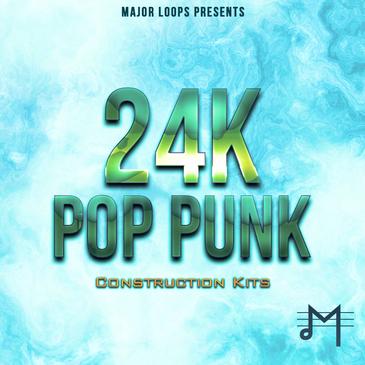 24K Pop Punk Construction Kit