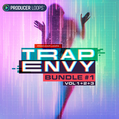 Trap Envy Bundle (Vols 1-3)