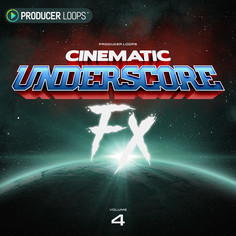 Cinematic Underscore FX Vol 4