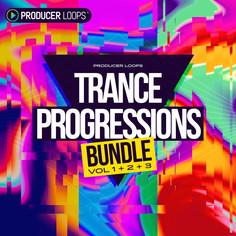 Trance Progressions Bundle (Vols 1-3)