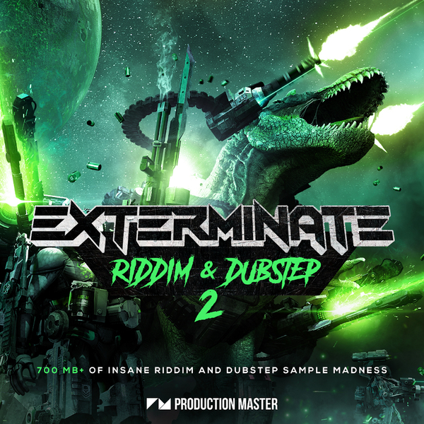 Exterminate 2 - Riddim & Dubstep