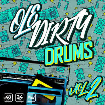 Ole Dirty Drumz Vol 2