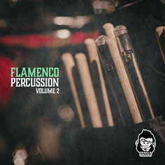 Flamenco Percussion Vol 2