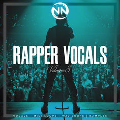 Rapper Vocals 3