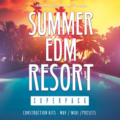 Summer EDM Resort Superpack