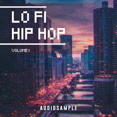 Audiosample Lo-Fi Hip Hop Vol 1