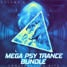 Mega Psy Trance Bundle Vol 6
