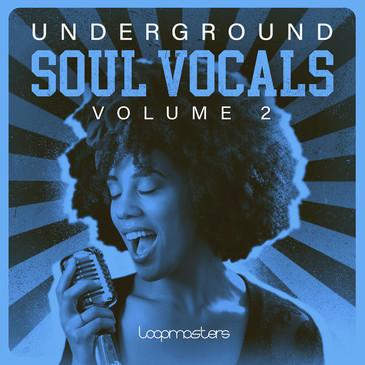 Underground Soul Vocals 2