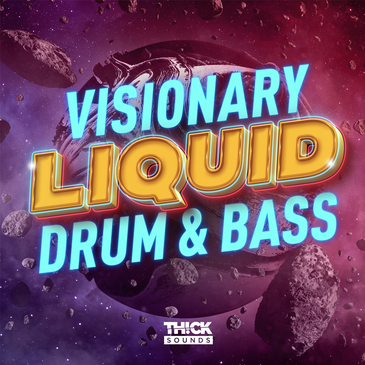 Visionary Liquid Drum & Bass
