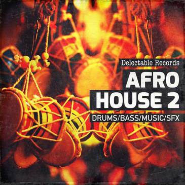 Delectable Records: Afro House 02