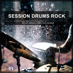 Session Drums Rock Vol 1