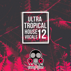 Ultra Tropical House Vocals 12