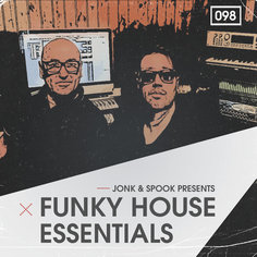Jonk & Spook Presents Funky House Essentials