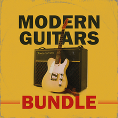Modern Guitars Bundle