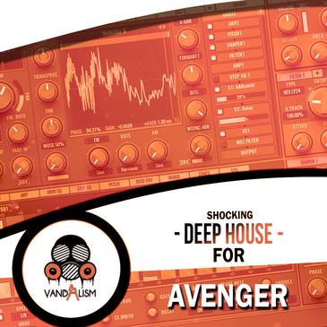 Shocking Deep House For Avenger
