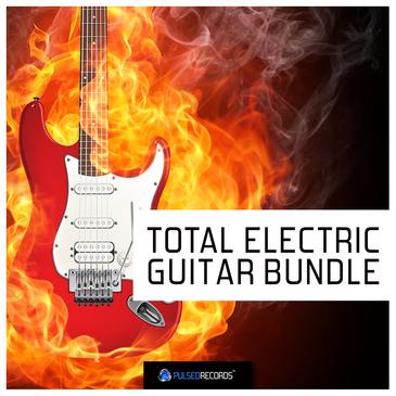 Total Electric Guitar Bundle