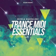 Nicola Maddaloni Trance MIDI Essentials Vol 1