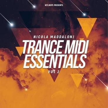 Nicola Maddaloni Trance MIDI Essentials Vol 2