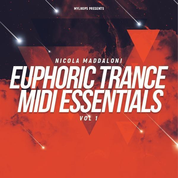 Nicola Maddaloni Euphoric Trance MIDI Essentials Vol 1