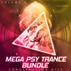 Mega Psy Trance Bundle Vol 8