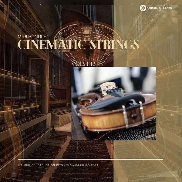 Cinematic Strings MIDI Bundle