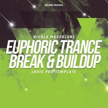 Nicola Maddaloni Euphoric Trance Break & Buildup