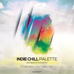 Tunecraft Indie Chill Palette