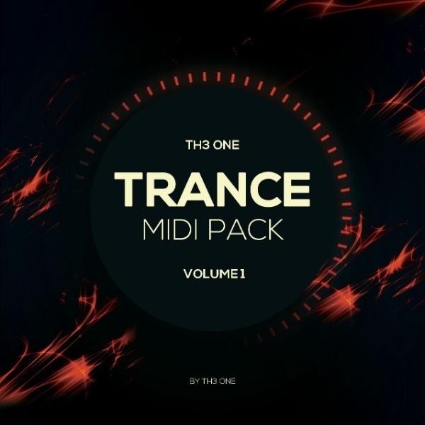 TH3 ONE: Trance MIDI Pack Vol 1