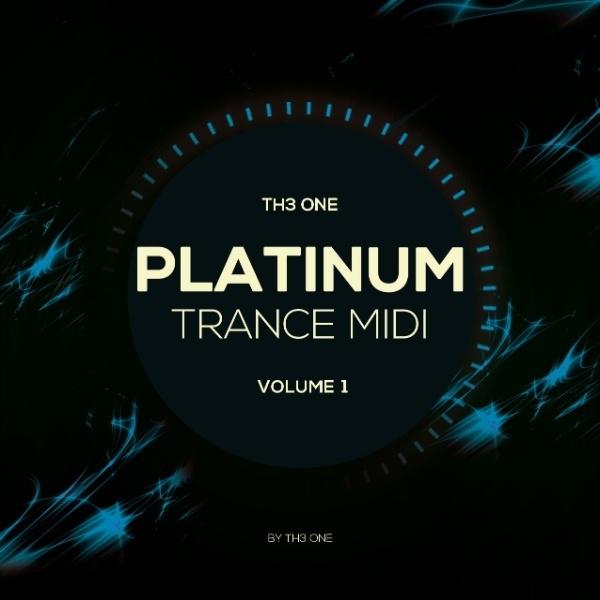 TH3 ONE: Platinum Trance MIDI Vol 1