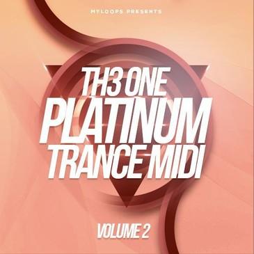 TH3 ONE: Platinum Trance MIDI Vol 2