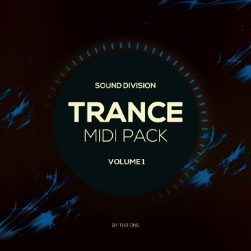 Sound Division Trance MIDI Pack Vol 1
